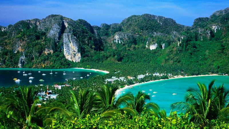 Paradise Thailand 800 BY 450