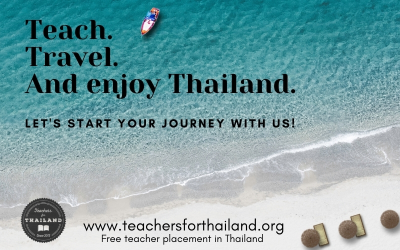 Teachers for Thailand Teacher Recruitment Agency